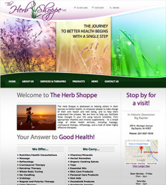 The Herb Shoppe