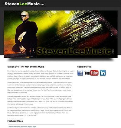 WEBSITE - STEVEN LEE (ARCHIVES)