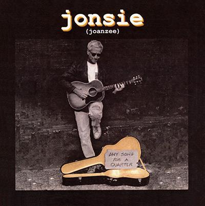 COVER ART - JONSIE