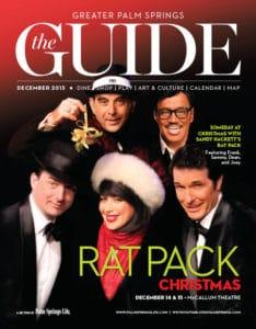 MAGAZINE COVER - SANDY HACKETT'S RAT PACK