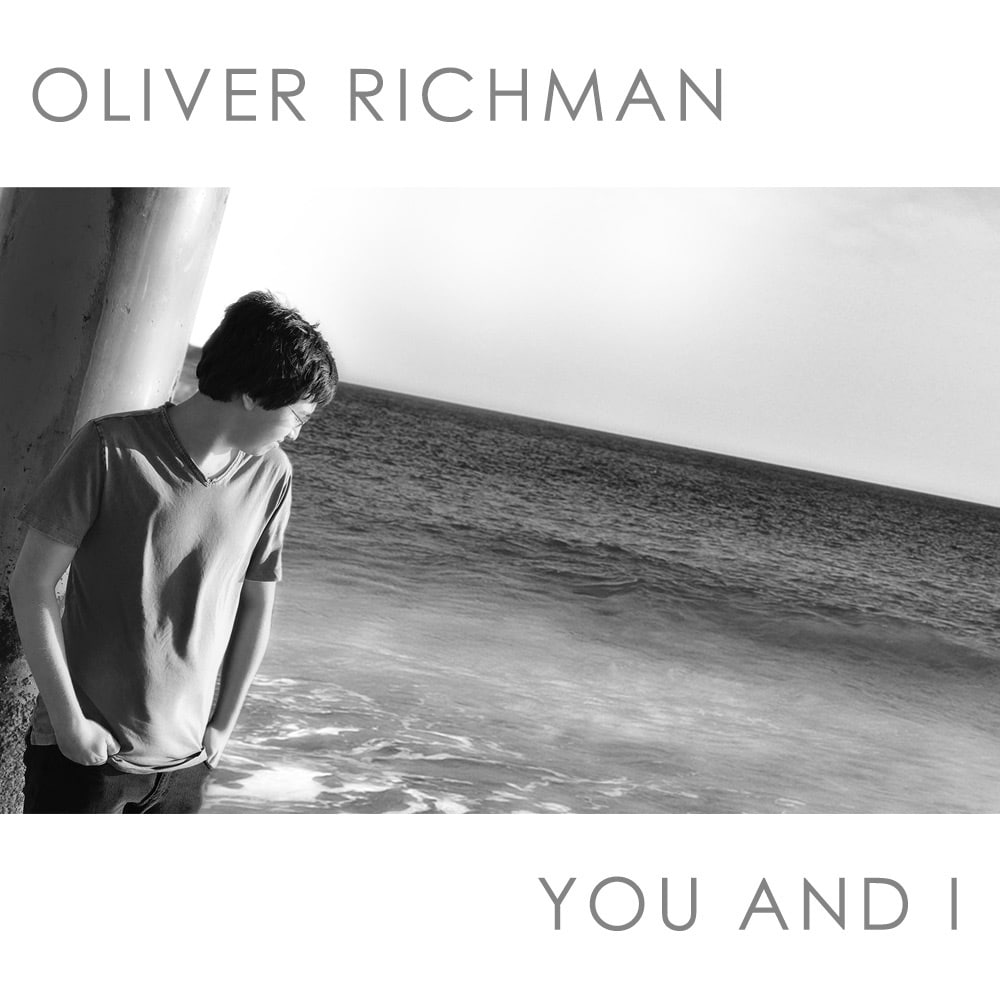 """COVER ART - OLIVER RICHMAN """"YOU AND I"""""""