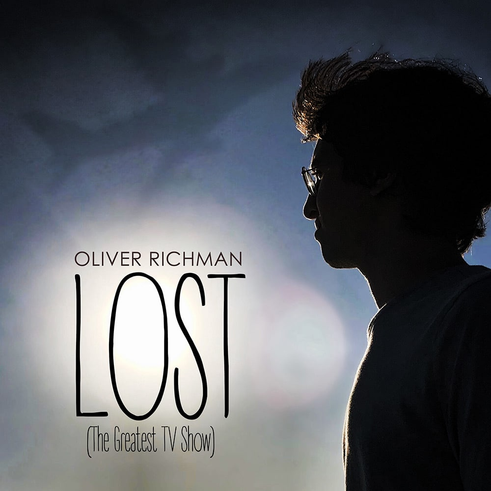 """COVER ART - OLIVER RICHMAN """"LOST"""""""