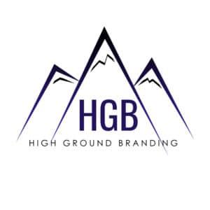 LOGO - HIGH GROUND BRANDING