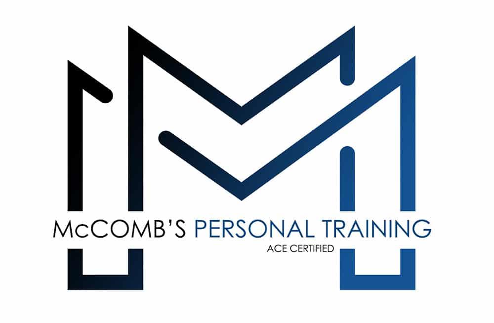 LOGO - MARK MCCOMB'S PERSONAL TRAINING