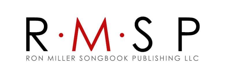 LOGO - RON MILLER SONGBOOK PUBLISHING